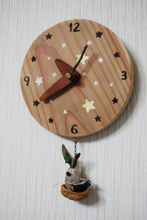 時計づくり